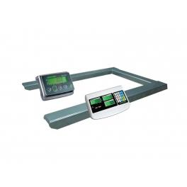 Весы паллетные Jadever JBS-3000-3000(1208) надежность и качество гарантировано 1kg.com.ua